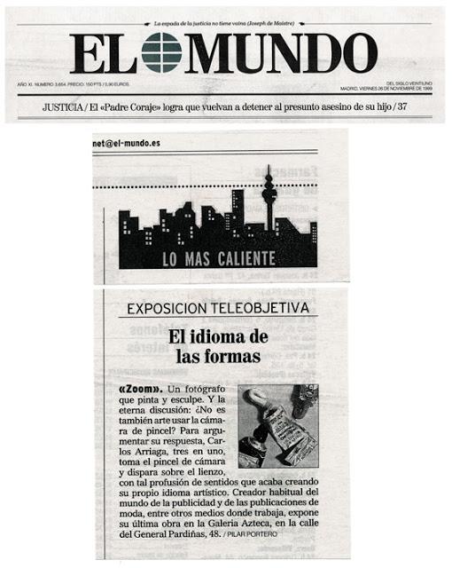 Carlos Arriaga el Mundo 1999