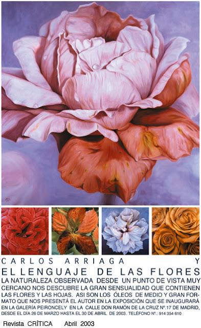 Carlos Arriaga en revista crítica 2003