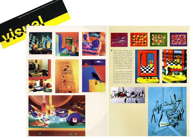 Visual Magazine 1998
